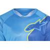 Alpinestars Sierra SS Jersey Men royal blue bright blue
